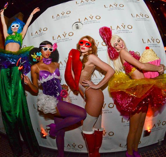 LAVO Brunch Season 3 Opening