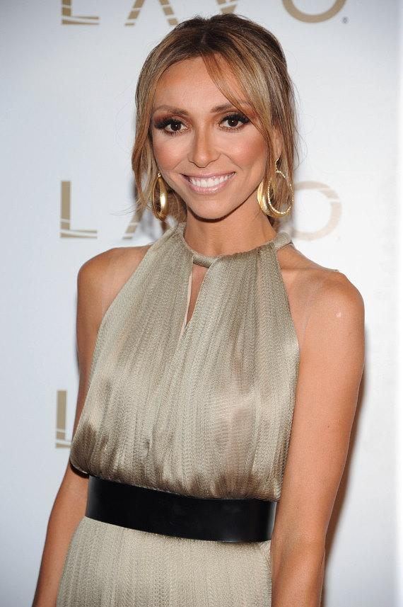 Giuliana Rancic at LAVO