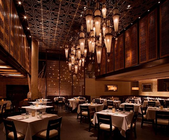 Enjoy dinner for two highlighted by special menu items at LAVO