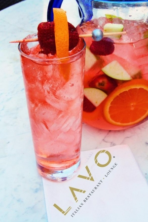 TAO and LAVO Offer Rose Sangria to Support American Cancer Society