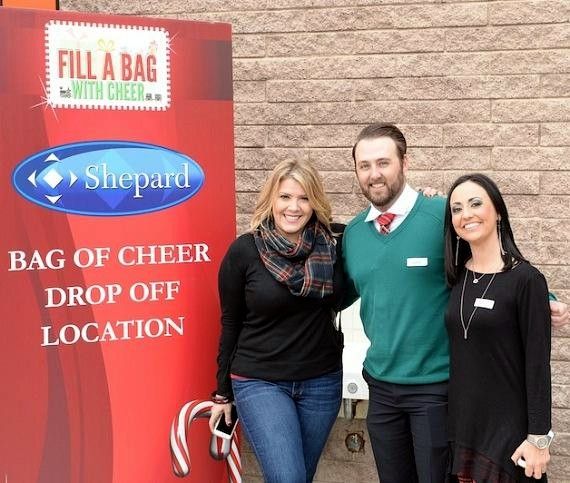 "Las Vegas Hospitality Association's ""Fill a Bag with Cheer"""
