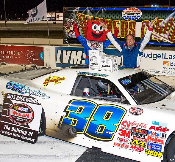 Cappello, Gafforini among big winners on Lucas Oil Presents Military Appreciation Night at The Bullring at LVMS