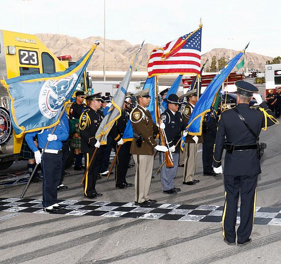 Hometown Heroes Night Presented by K&N Filters at The Bullring at LVMS