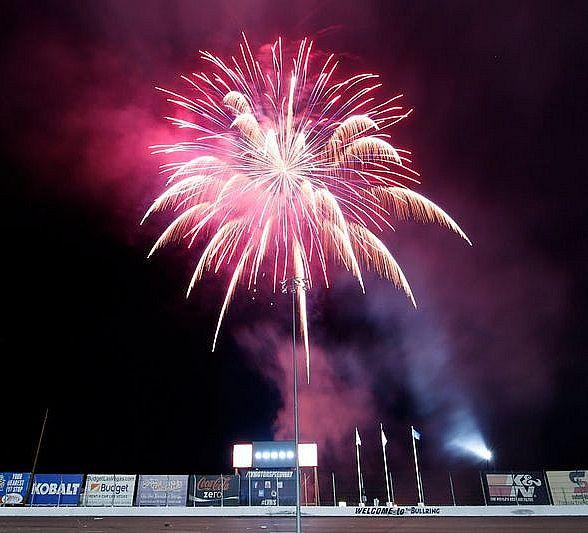 "The Bullring at Las Vegas Motor Speedway to Host ""Night of Fire"" on Monday, July 3"