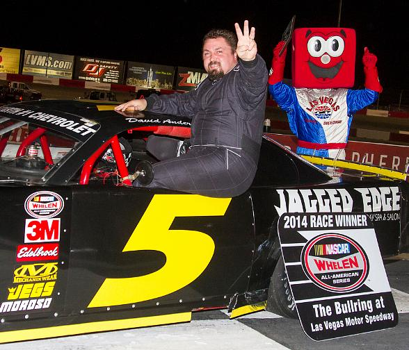 David Anderson wins Super Late Model feature on first night of Labor Day Weekend Special at The Bullring at LVMS