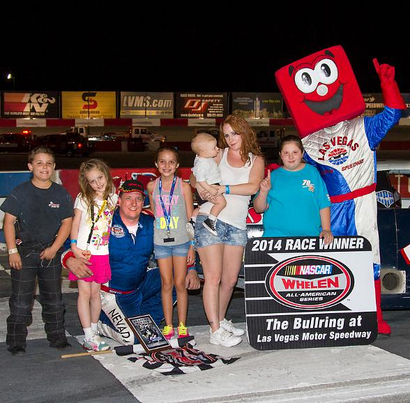 Gafforini Earns Sweet Win On Keith Danser Kids Candy Toss