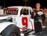 Jason Irwin Wins Legend Cars Feature, National Championship at Asphalt Nationals at The Bullring at LVMS