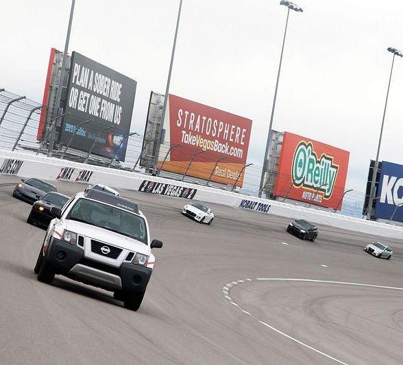 "Drive Your Own Car at Speedway Children's Charities' ""Laps for Charity"" set for Jan. 29 at Las Vegas Motor Speedway"