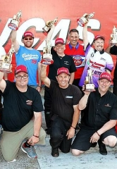 Veterans, Women highlight Winners at NHRA Lucas Oil Drag Racing Series Division 7 event at The Strip at LVMS