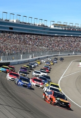Las Vegas Motor Speedway Named SMI Speedway of the Year for Record Fourth Time