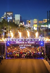 GEICO Rock 'n' Roll Las Vegas Marathon & ½ Marathon weekend to take place November 12-15, 2015