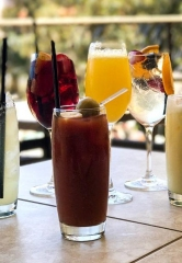 Dine and Drink the Day Away with Bottomless Cocktails at La Cave Wine & Food Hideaway in Wynn Las Vegas