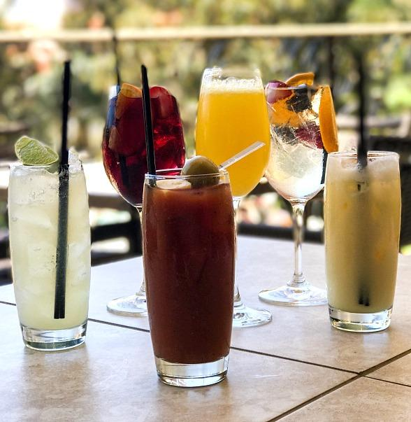 Dine and Drink the Day Away with Bottomless Cocktails at La Cave Wine & Food Hideaway in Las Vegas