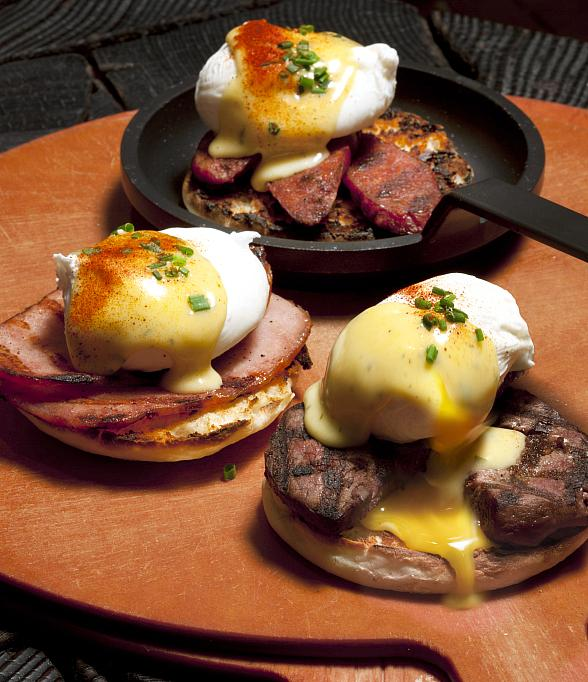 La Cave Wine & Food Hideaway to offer EGG-stra Special Butler-Style Brunch