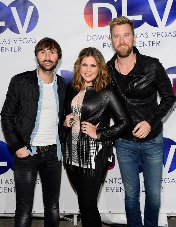 Lady Antebellum, David Nail and Maddie & Tae rock the Downtown Las  Vegas Events Center