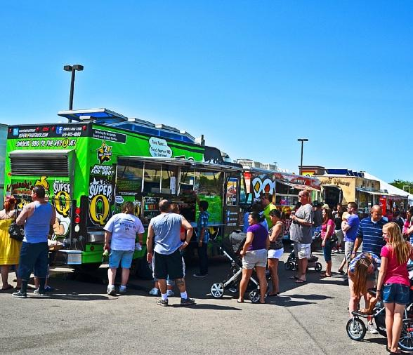 Food Truck Lovers Will Unite at Las Vegas Foodie Fest at Silverton Casino Hotel Nov. 2-4