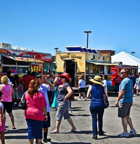 Las Vegas Foodie Fest Food Trucks