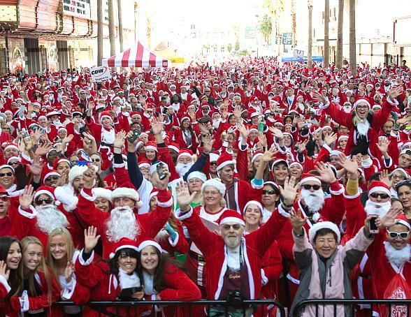 100% of SlotZilla revenue to benefit Opportunity Village on Dec. 3 after Las Vegas Great Santa Run