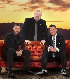 The Las Vegas Tenors Serenade the Suncoast Showroom with Their Smooth Sounds May 14-15