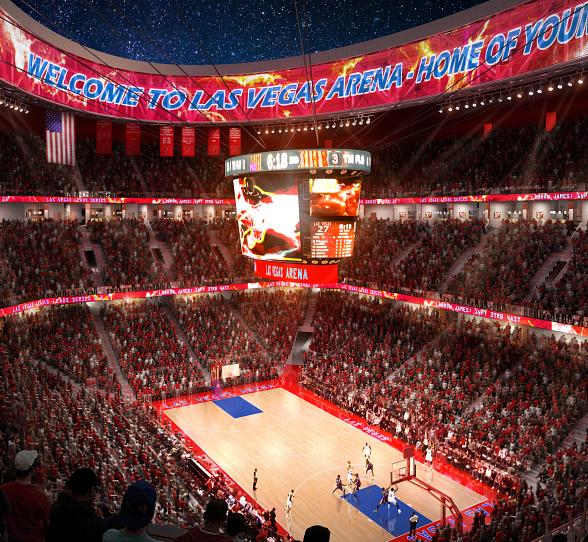 Former UNLV, NBA Player, Jackie Robinson, Announces Plans for Strip Arena and Resort