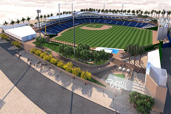 The Howard Hughes Corporation Announces Development Plans for Las Vegas Ballpark at Downtown Summerlin