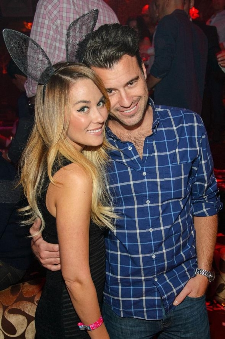 Lauren Conrad Celebrates Her Brother's 21st Birthday at TAO