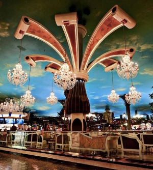 The All-New Le Central Bar Now Open at Paris Las Vegas