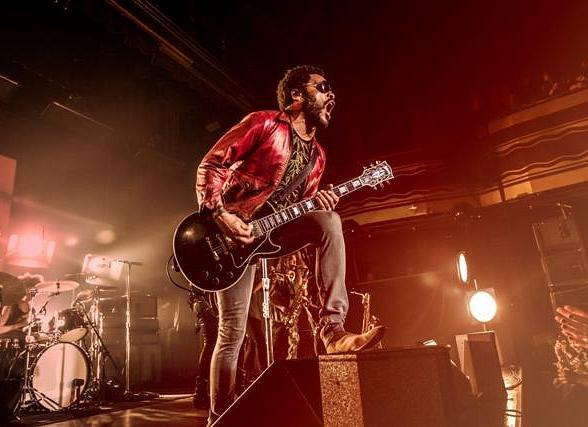 Lenny Kravitz (Sept. 8) and Flogging Molly (Oct. 2) added to lineup at The Cosmopolitan of Las Vegas