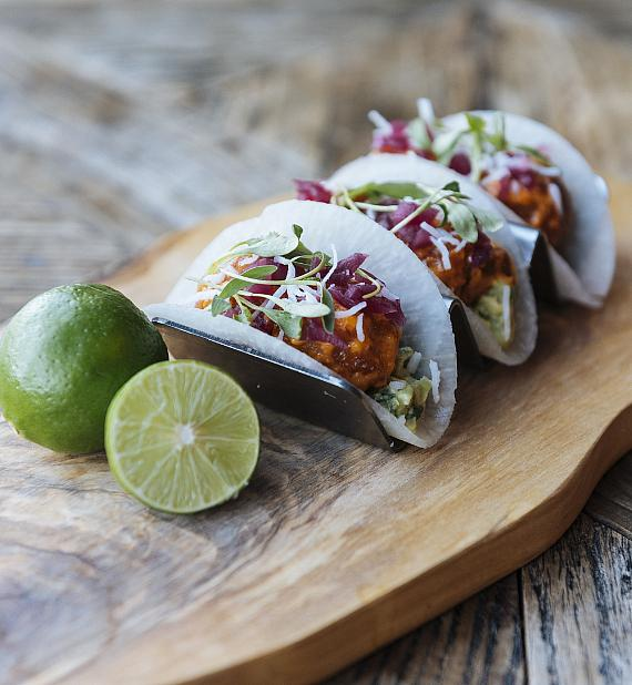 Time for a fiesta! It's National Taco Day