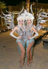 Life Time Athletic Hosts Annual Winter Wonderland Anniversary Party