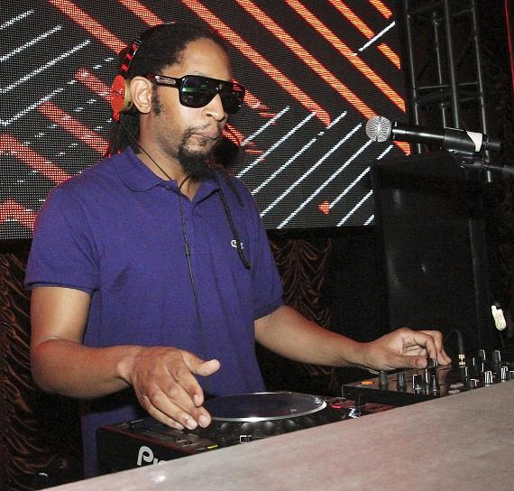 Lil Jon at Surrender Nightclub