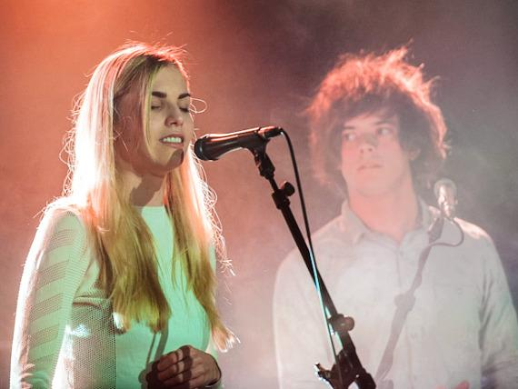 London Grammar performs at Vinyl at Hard Rock Hotel Las Vegas