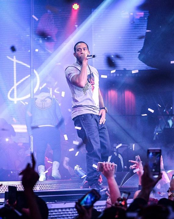 Ludacris Makes Drai's LIVE Debut at Drai's Nightclub Las Vegas