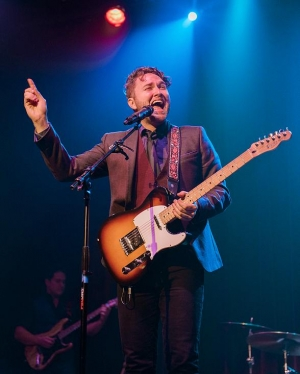 """Luke Wade of NBC's """"The Voice"""" to Perform at Hard Rock Cafe in Las Vegas May 16"""
