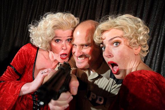Marriage Can Be Murder Dinner Show Offers Ultimate New Year¹s Package