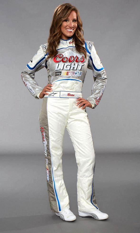 "Rachel Rupert, NASCAR's ""Miss Coors Light"" to Present Coors Light Pole Award this Weekend"