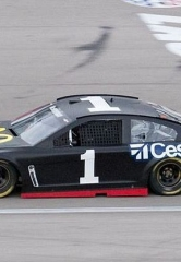 Drivers, Crew Chiefs Pleased with First Day of Goodyear Tire Test at LVMS