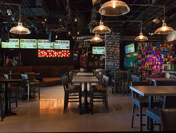 Rock Out for $1 During Rockhouse's New Pabst Blue Ribbon Happy Hour