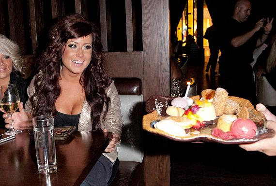 Chelsea Houska celebrates 21st Birthday at Social House Las Vegas