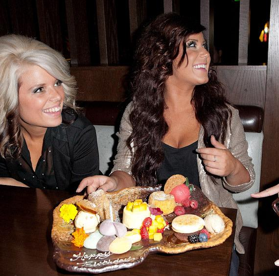 Chelsea Houska celebrates birthday at Social House Las Vegas