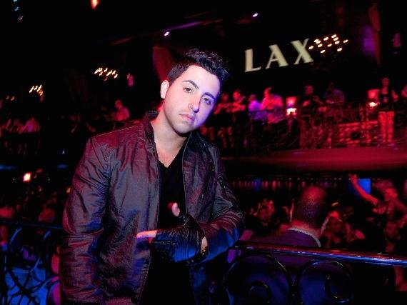 Grammy nominee Colby O'Donis performs for Spring Breakers and celebrates his birthday at LAX Nightclub