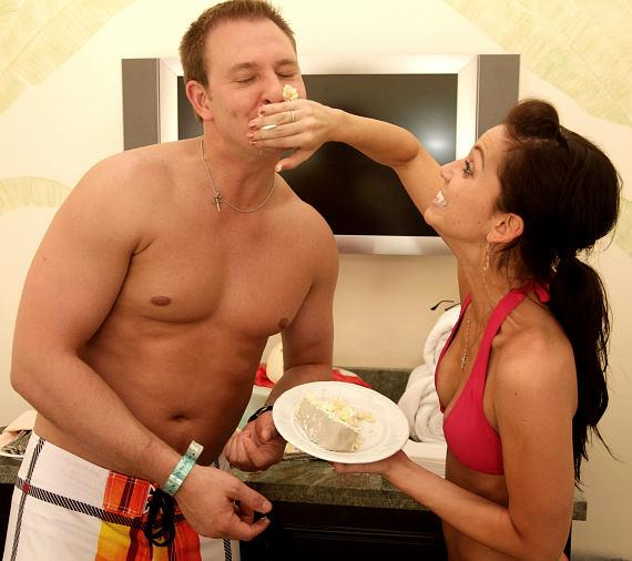 Melissa Rycroft-Strickland and husband Tye Strickland