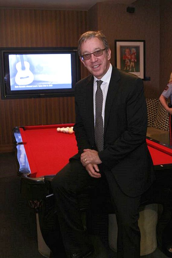 Tim Allen at at Lagasse's Stadium at The Palazzo