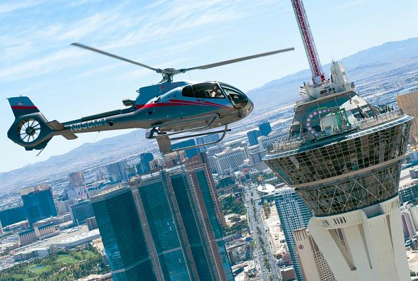 Maverick Helicopters Celebrates 20 Years of Success