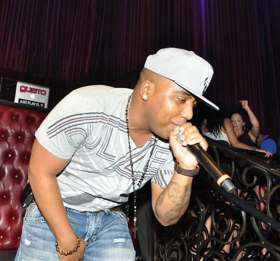 MIMS performs at LAX Nightclub
