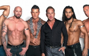 Las Vegas' All-Male Revue