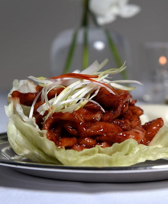 MR CHOW at Caesars Palace Celebrates One Year by Introducing a Limited-Time Dish, Beijing Shredded Pork