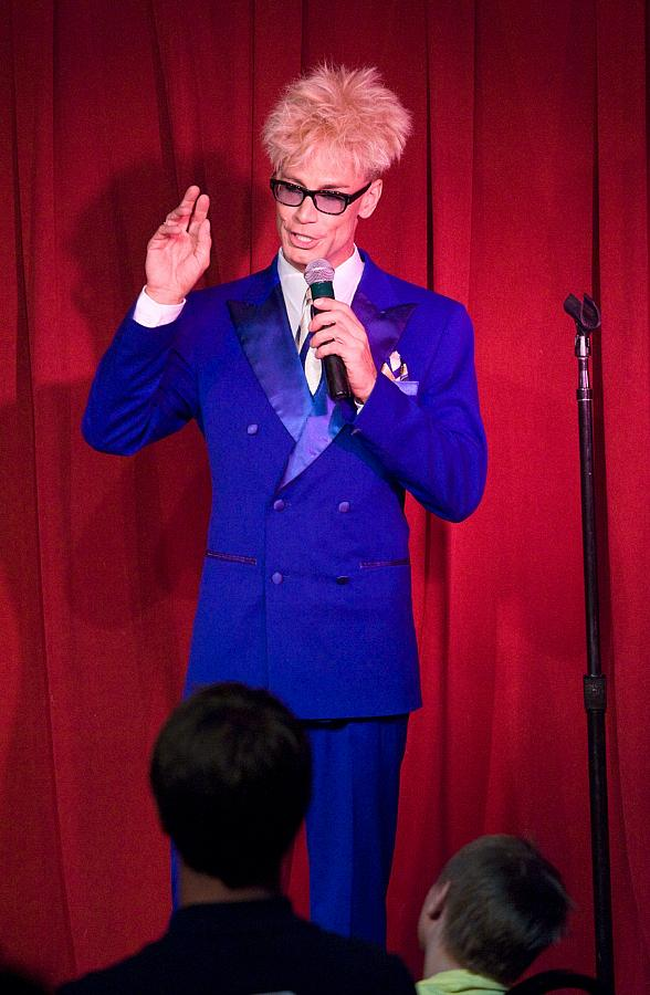 Buy Tickets for Murray Celebrity Magician at Laugh Factory ...