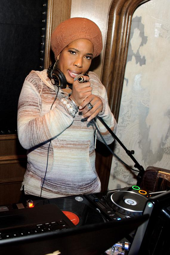 Macy Gray spins in The Library at Marquee Las Vegas