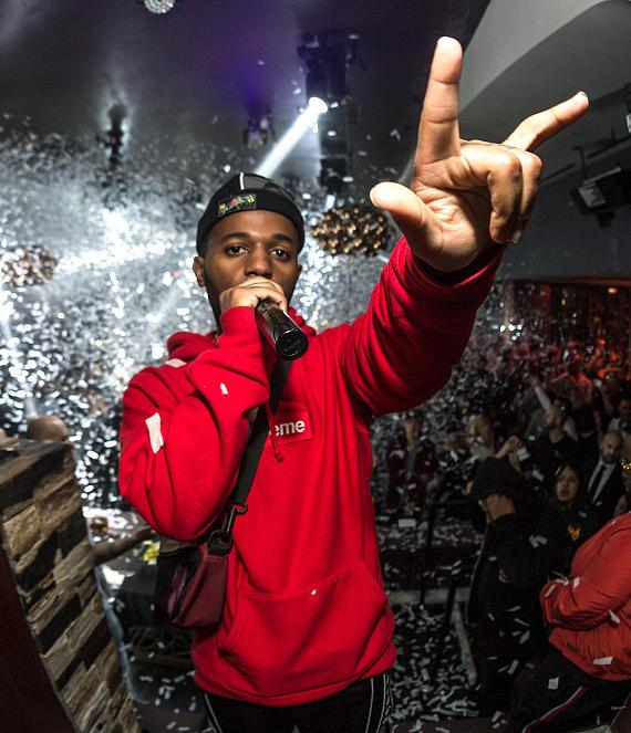 MadeinTYO and Feature Sneaker Boutique Kick Off Fashion Week at Hyde Bellagio
